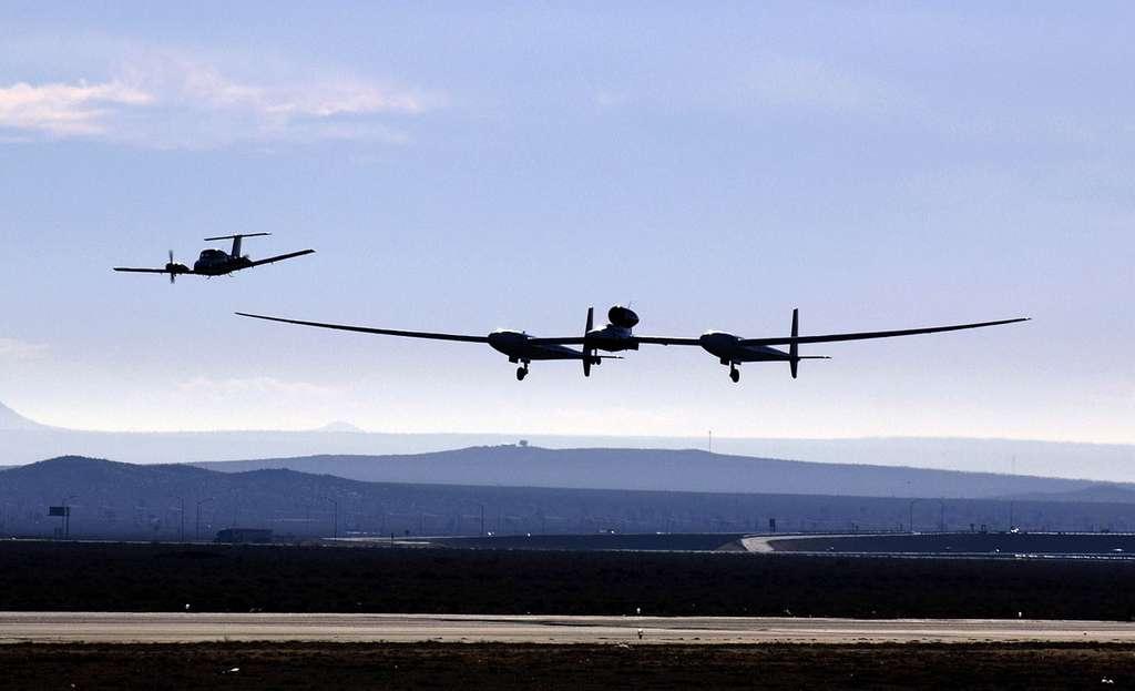 Le GlobalFlyer a marqué l'histoire de l'aviation