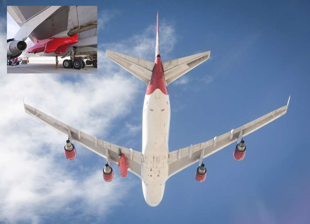 C'est depuis l'aéroport et port spatial de Mojave (Mojave Air and Space Port), en Californie que Virgin Orbit réalise ses essais en vol. © Virgin Orbit