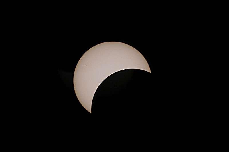 Eclipse en Turquie
