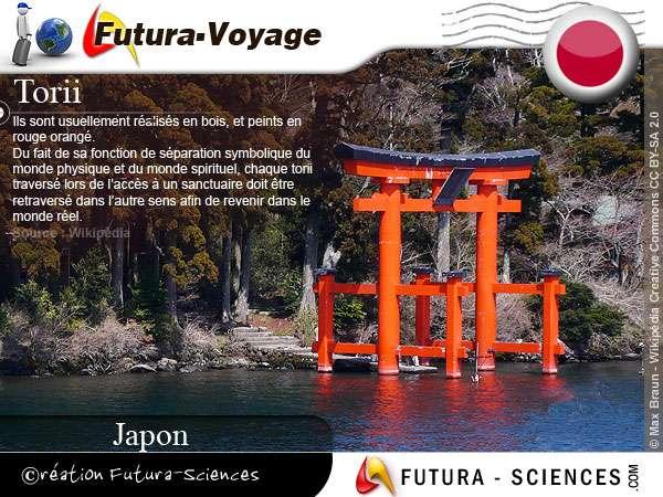 Torii - Japon