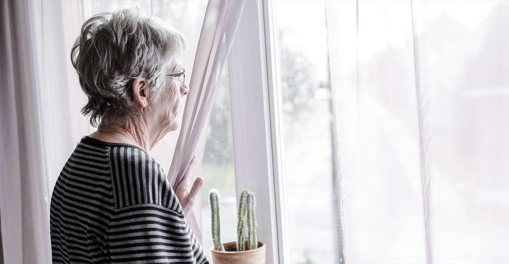 Les patients affirmaient avoir moins d'angoisses vis-à-vis de la mort. © Lopolo, Shutterstock