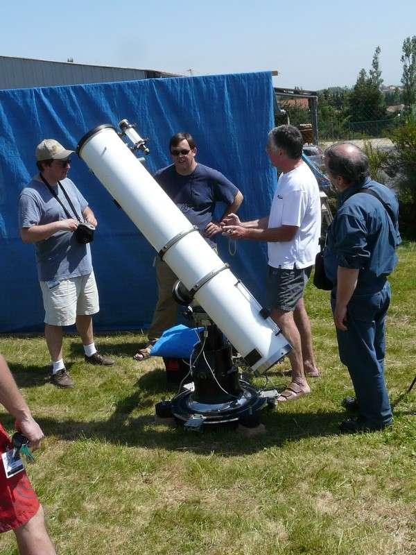 Le télescope de Newton, l'instrument astronomique le plus répandu