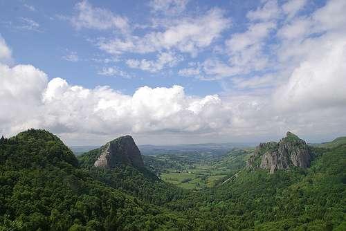 Le tourisme dans le Cantal, une bonne idée de vacances ! © Carolco, Flickr CC by nc-sa 2.0