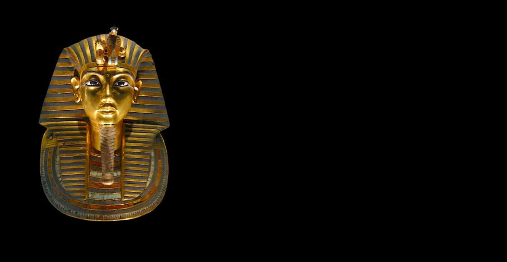 Masque funéraire de Toutankhamon. © Mykreeve, Wikimedia commons, CC 3.0