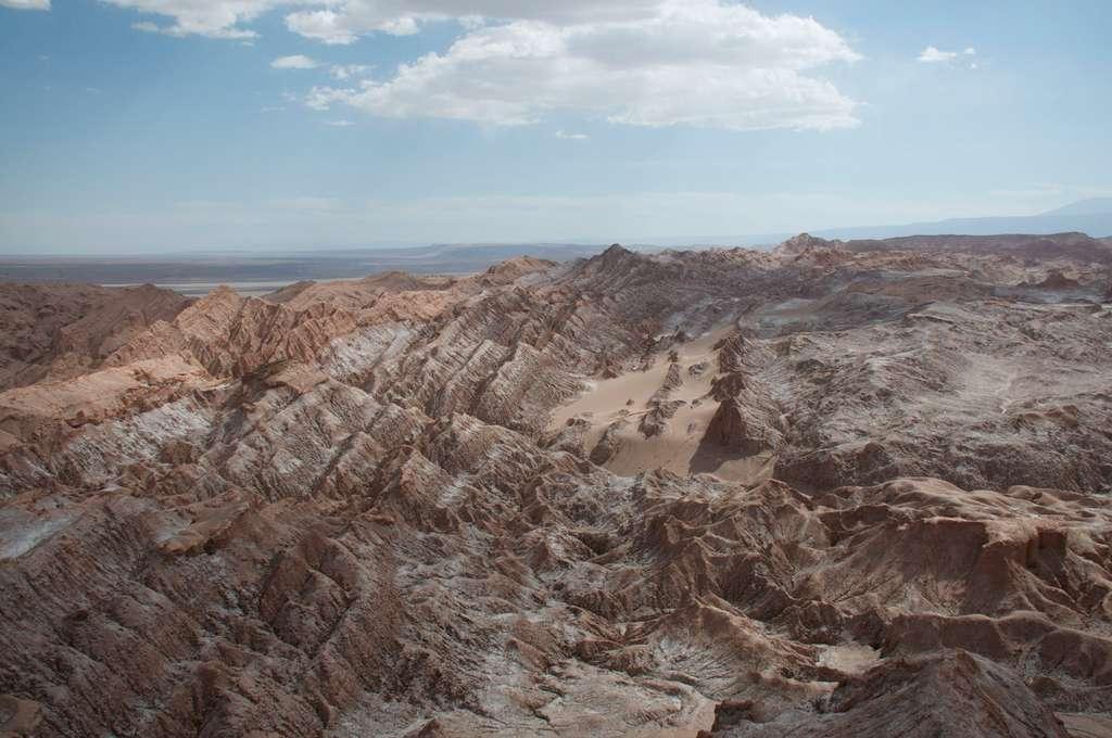 L'Atacama, un désert chilien hyper aride