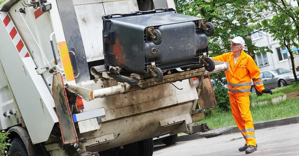 C'est la collectivité qui prend en charge le ramassage des ordures ménagères. © Kadmy, Fotolia
