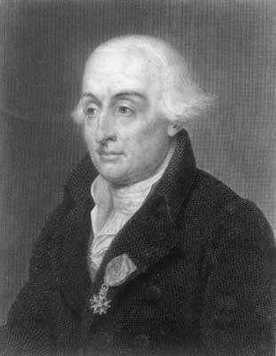 Joseph Louis Lagrange (25 janvier 1736, Turin - 10 avril 1813, Paris)