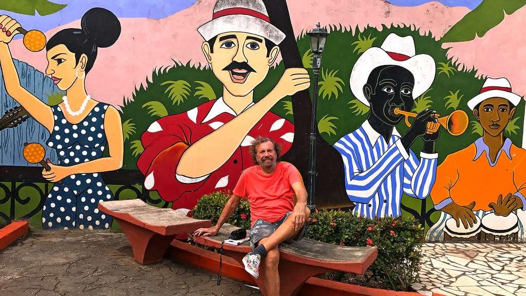 Les peintures de Baracoa