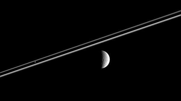 Lunes proches et lointaines