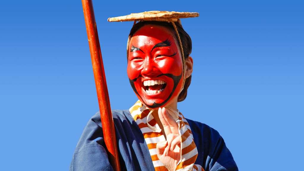 Un festival au temple Senso Ji, à Asakusa