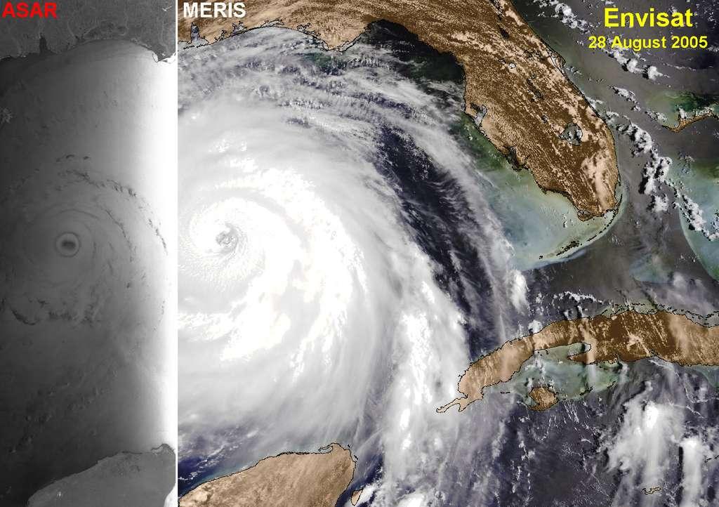 Katrina le 28 août