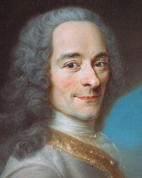 « J'ai décidé d'être heureux parce que c'est bon pour la santé ». Cette citation de François-Marie Arouet, dit Voltaire, est aujourd'hui appuyée par la science. © Wikimedia Commons, DP