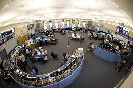 Une vue de la CCC. Crédit : Cern