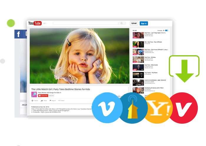 VideoProc garantit une souplesse d'utilisation grâce à son moteur de téléchargement intégré. © VideoProc