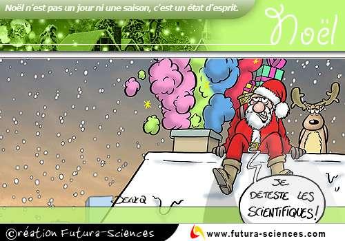 Noël explosif !