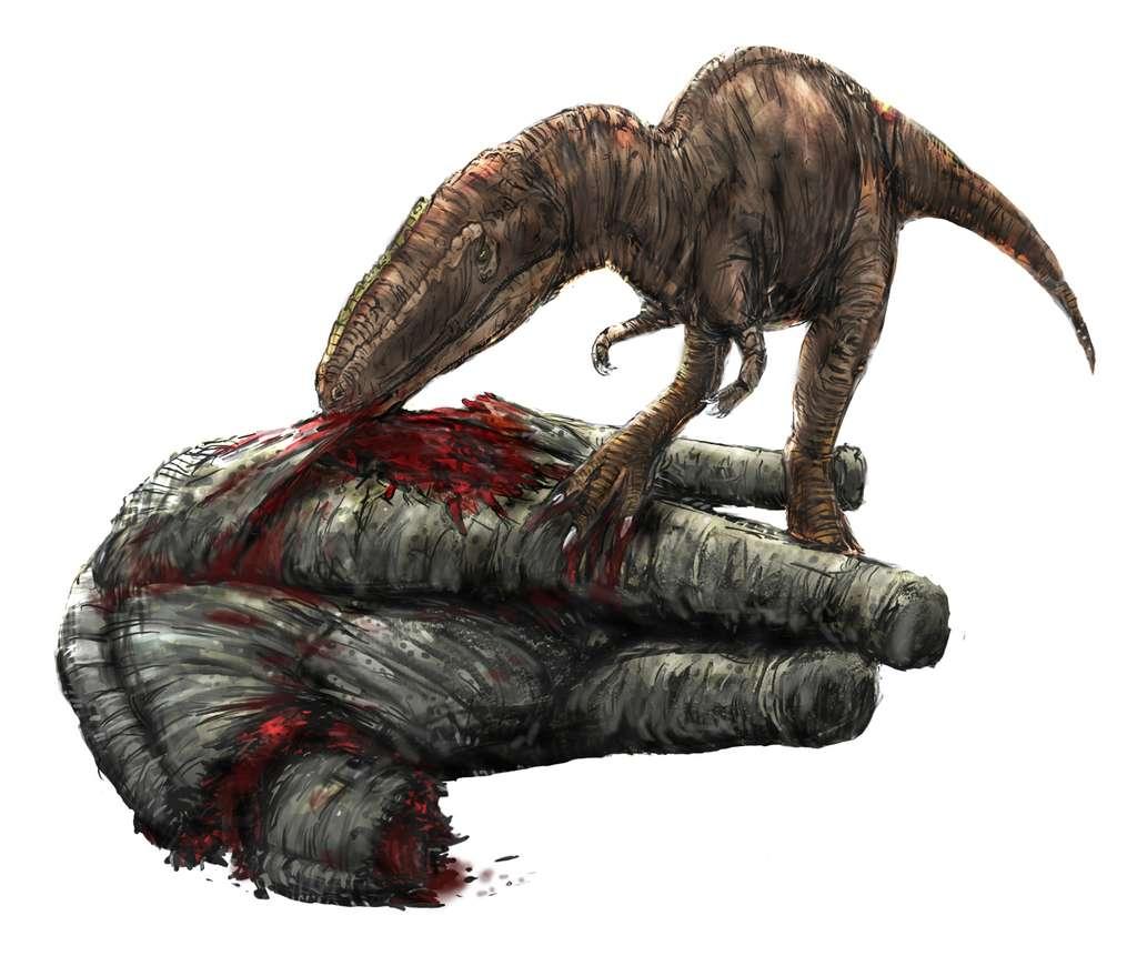 Tyrannotitan chubutensis, un Titan tyrannique