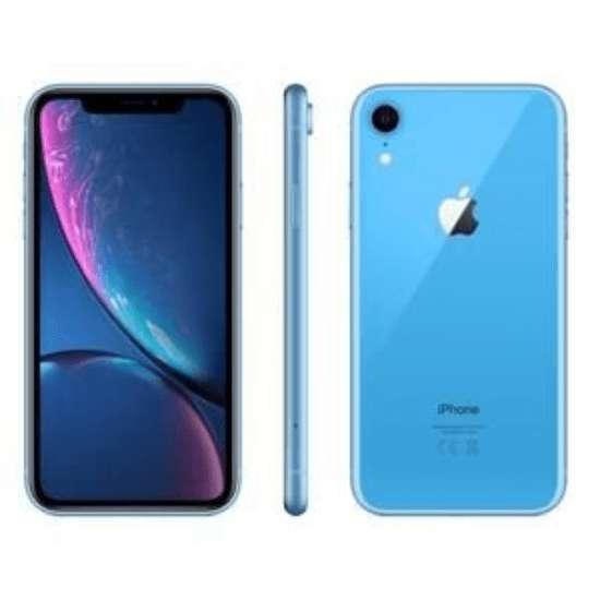 Hors-mis son appareil photo et son écran, l'iPhone Xr présente les mêmes caractéristiques que le Xr. © Apple Store