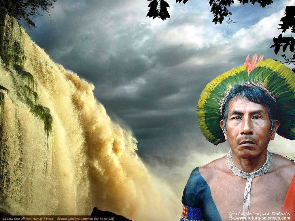 Indien Guaraní : peuple indigène du Nord Ouest de l'Argentine