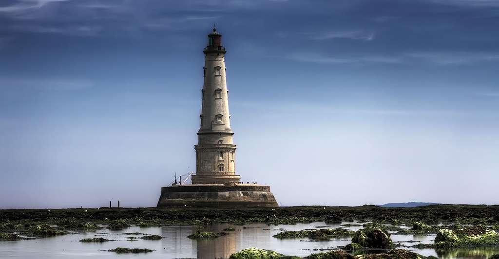 Le phare de Cordouan, d'où l'on peut voir la dune du Pyla. © Ajaloux CC by-sa 3.0