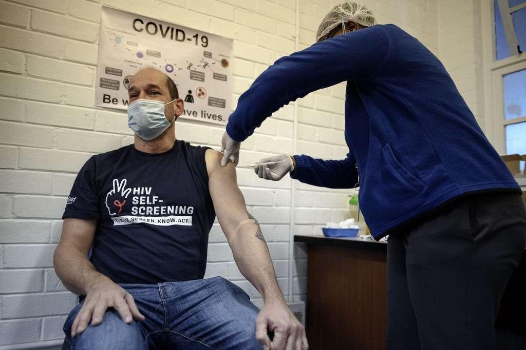Les États-Unis, pays qui paie le plus lourd tribut humain à la pandémie avec 270.450 morts. © Luca Sola, AFP