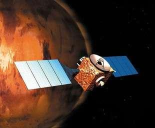 La sonde européenne Mars Express crédit ESA