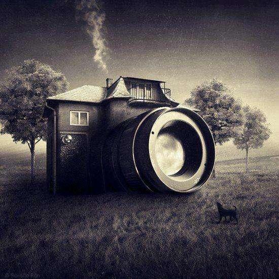 Photo Maison Insolite