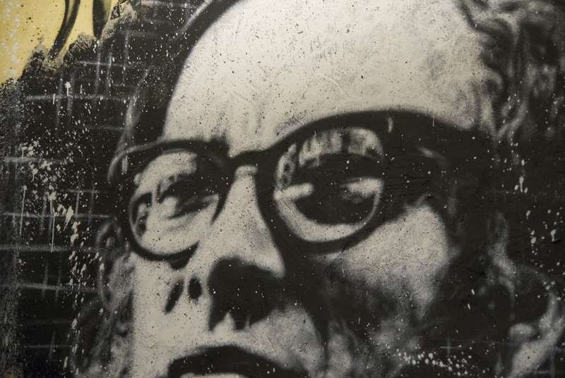 Isaac Asimov, une source d'inspiration ! © CC BY-SA 2.0