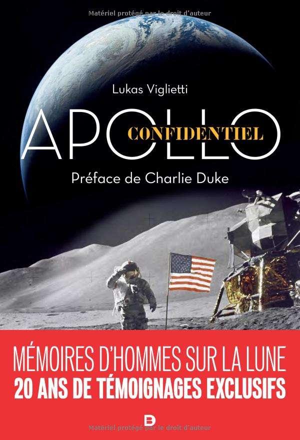Apollo confidentiel, 19,90 euros chez Amazon