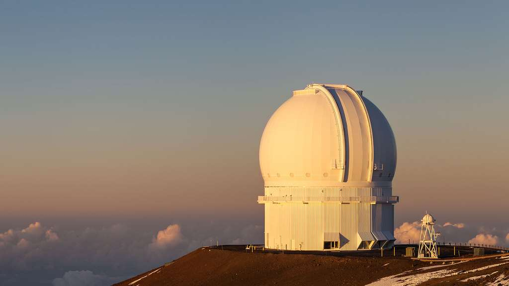 L'observatoire Canada-France-Hawaï