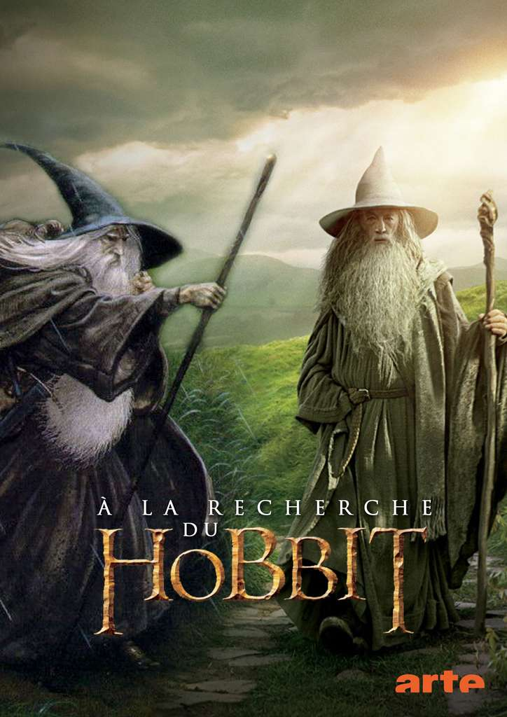À la recherche du Hobbit © Amazon