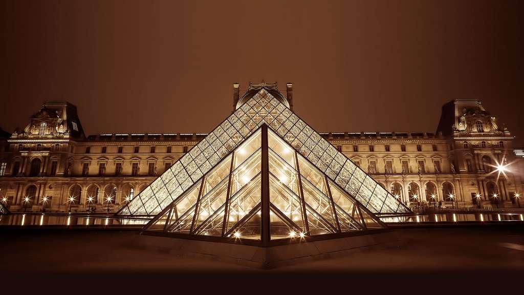 Le palais du Louvre, une ancienne résidence royale