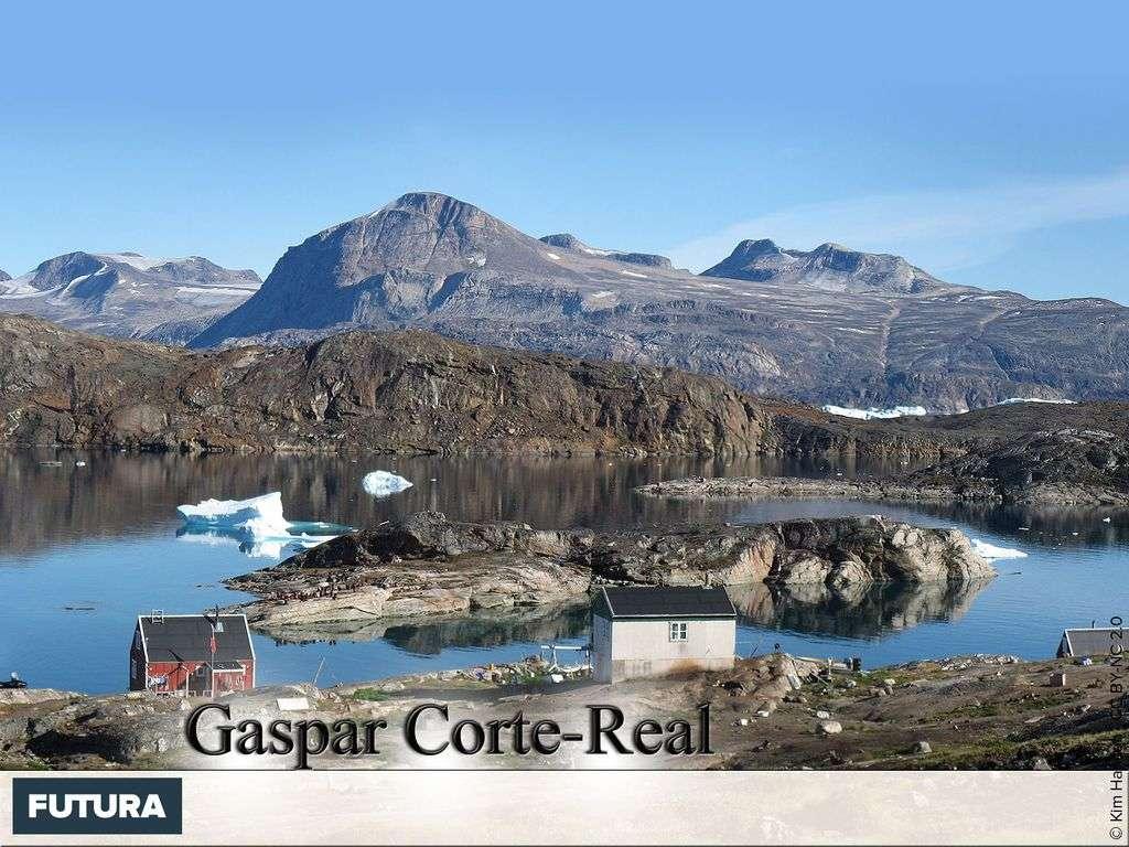 Gaspar Corte-Real - Découverte du Groenland 1500