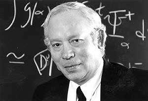 Le prix Nobel Steven Weinberg. Crédit : Steven Weinberg