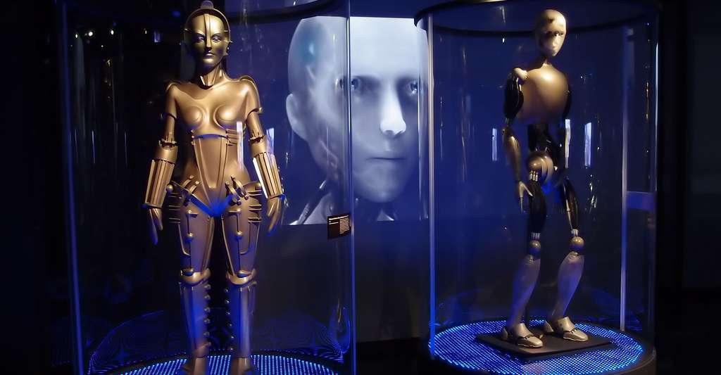« Et l'Homme... créa le robot », exposition au Musée des Arts et Métiers, à Paris. © Guilhem Vellut, CC by 2.0