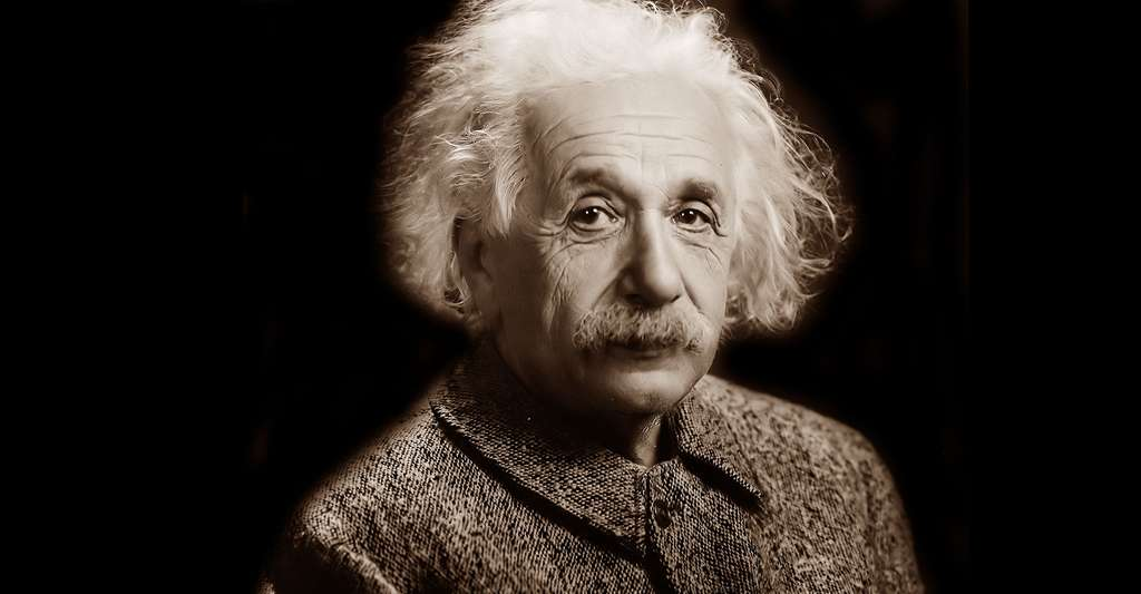 Portrait d'Albert Einstein. © Oren Jack Turner, Princeton, N.J. Wikimedia commons, DP