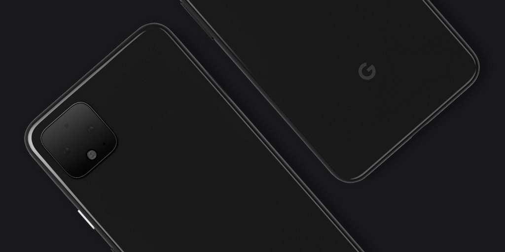 Comme Apple, Google a choisi de cacher les multiples capteurs dans un large carré à l'arrière du smartphone. © Goggle