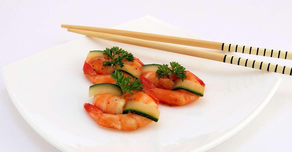Sushis, makis, spécialités japonaises. © Meditations, CCO