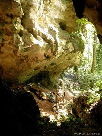 6 - Vue des fouilles de Keboboh.