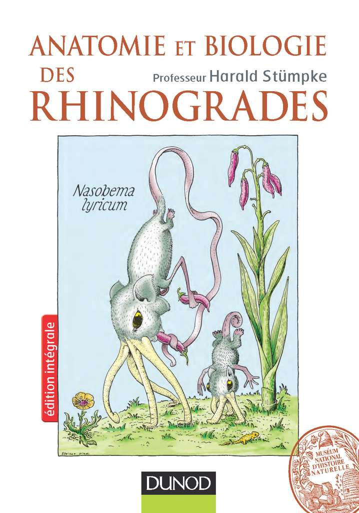 La découverte de trois espèces de rhinogrades : un poisson d'avril inspiré par la réédition du livre ! Cliquez pour le découvrir