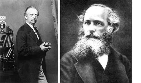 Hermann Von Helmholtz James Clerk Maxwell