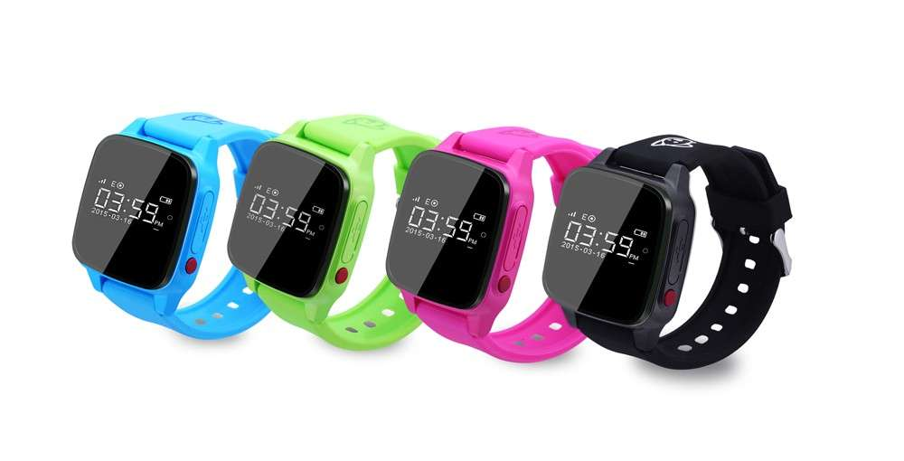 La montre connectée pour enfant Haier E-ZY Watch a été récompensée par le jury du MedPi 2015. © Haier