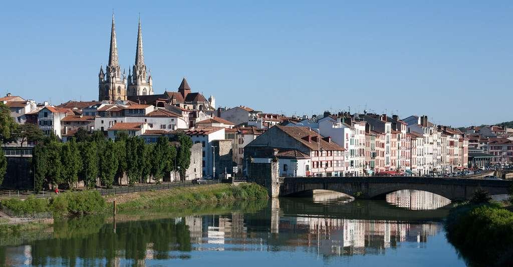 Centre historique de la ville de Bayonne. © Daniel Villafruela, Wikimedia, CC by-sa 3.0