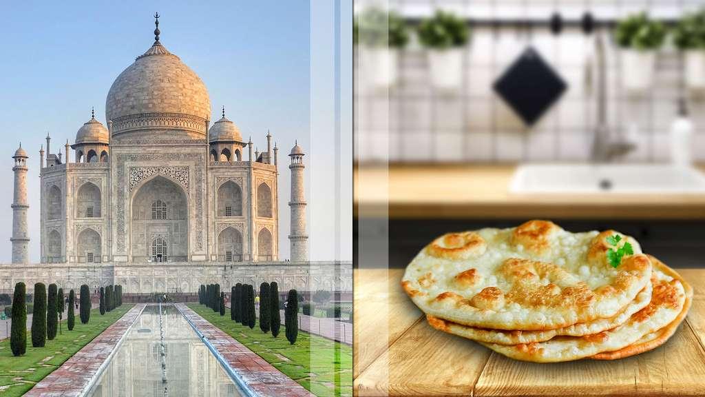 L'Inde, l'autre pays du pain