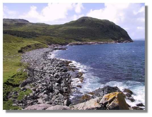 L'anse à Henry, sur l'île de St Pierre © C. Marcinia