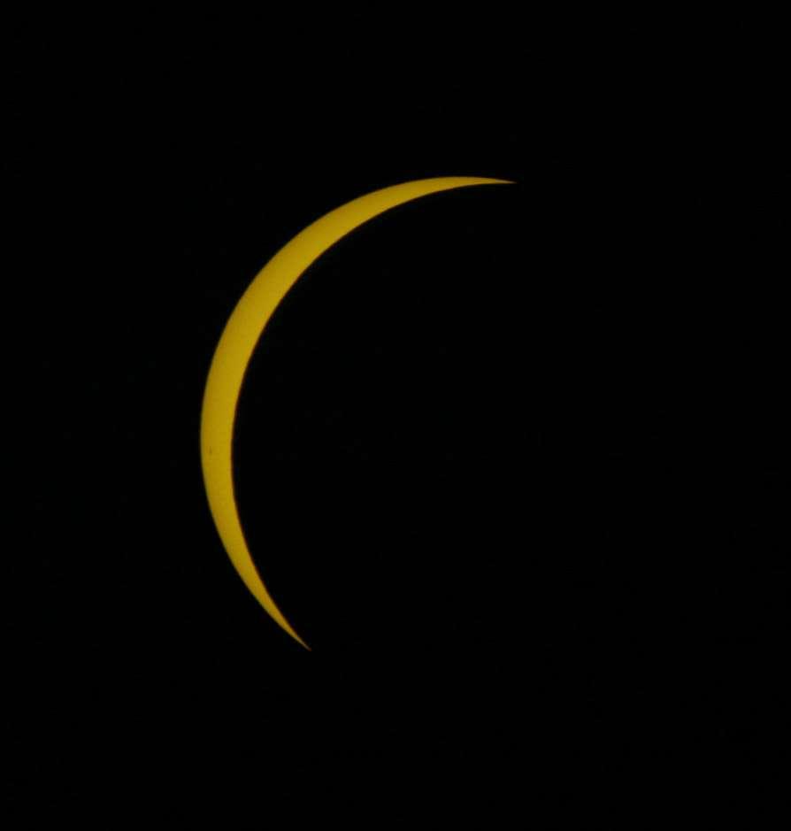 L'éclipse vue de Turquie