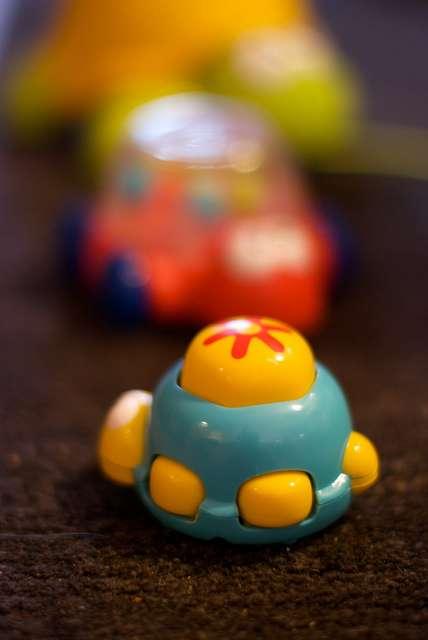 Sur les 30 jouets testés, 13 se sont révélés dangereux pour les enfants de moins de 3 ans. © turbotoddi, Flickr CC by nc-nd 2.0