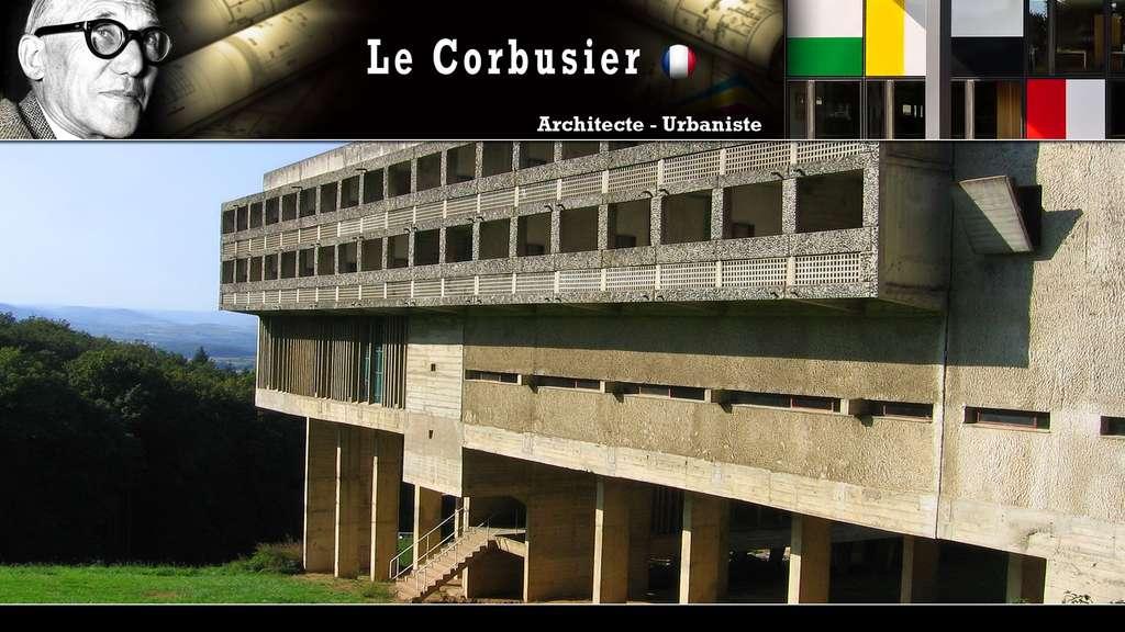 Le Corbusier : le Couvent de la Tourette ou l'incarnation de la quête spirituelle