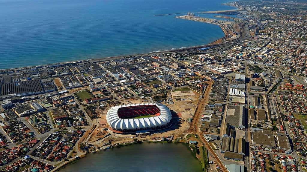 Le Nelson Mandela Bay Stadium