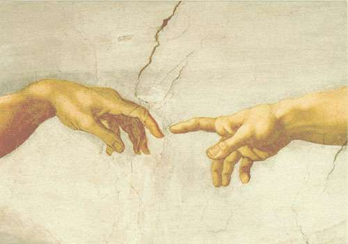 Donne moi la main...