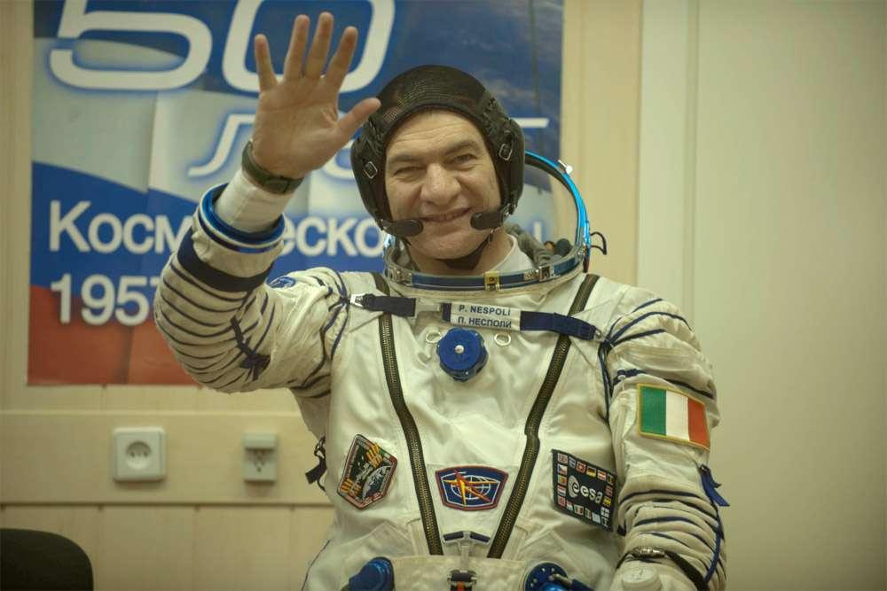 Au cours des six mois qu'il passera dans l'espace, Paolo Nespoli assumera la fonction d'ingénieur de bord. © Esa/S. Corvaja